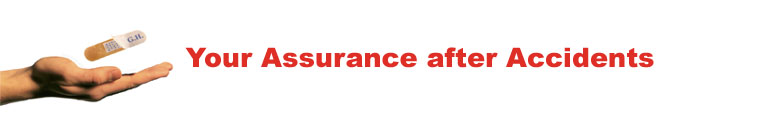Your Assurance after Accidents